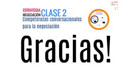 USAL C2: Competencias conversacionales para la negociación