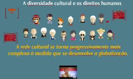 Copy of A diversidade cultural, os direitos humanos