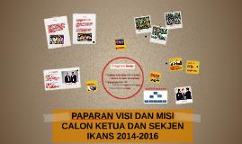Copy of PAPARAN VISI DAN MISI