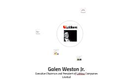 Galen Weston Jr.