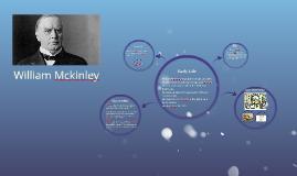 William Mckinley- Paige Cook