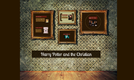 Harry Potter and the Christian