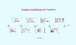 Franska revolutionen och Napoleon