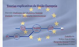 Trajeto para a integração europeia