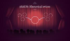 3SAEN: Rhetorical evices