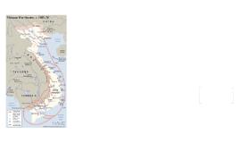 Vietnam Timeline/Interactive Map