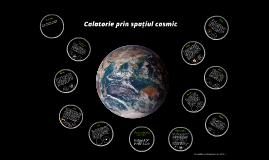 Calatorie prin spațiul cosmic