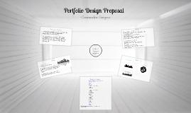 Portfolio Design Proposal