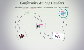 Conformity Among the Genders