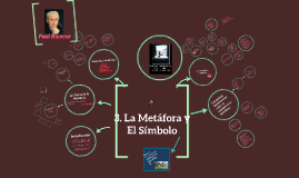 Copy of Metáfora y Símbolo