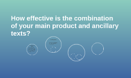 How effective is the combination of your main product and an