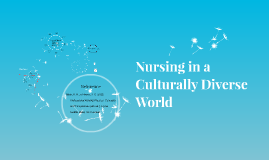 Nursing in a Culturally Diverse World