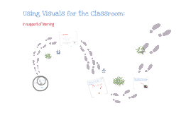 Copy of Using Visuals for a Classroom