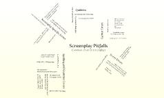 Screenplay Pitfalls
