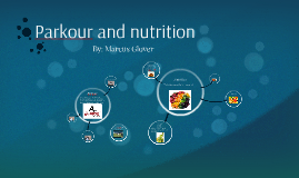 Parkour and nutrition