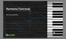 Harmonia Funcional - 5 Leis Tonais