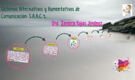 Sistemas Alternativos y Aumentativos de