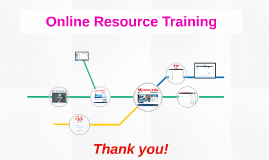 Online Resource Training