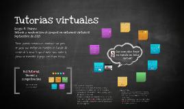 Tutorías virtuales