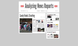 Analyzing News Reports