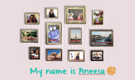 My Name is Aneesa