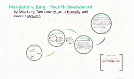 Maryland v. King : 4th Ammendment