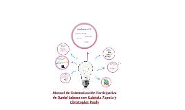 Manual de Sistematización Participativa