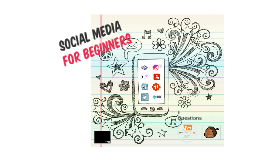 Copy of Way Forward: Social Media for Beginners