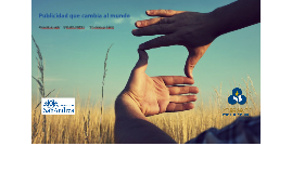 Publicidad que cambia al mundo UDESA