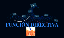Copy of FUNCIÓN DIRECTIVA