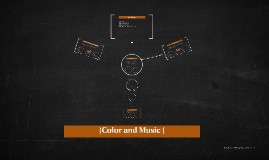 }Color and Music {
