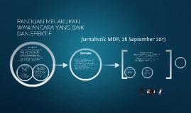 Copy of PANDUAN MELAKUKAN WAWANCARA YANG BAIK DANEFEKTIF