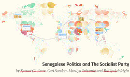 Senegalese Politics and The Socialist Party