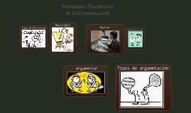 Copy of Estructuras discursivas de la comunicacion