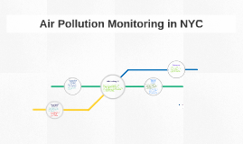 Air Pollution Monitoring in NYC