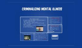 Mentally Ill Inmates