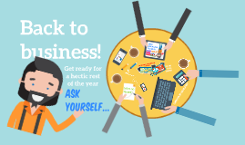 Back to Business Prezi Template