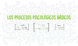 Copy of LOS PROCESOS PSICOLÓGICOS BÁSICOS: ATENCIÓN Y MEMORIA