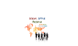 Social Style Presentation