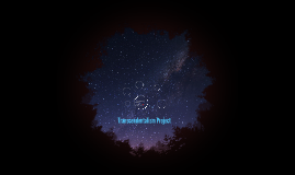 Transcendentalism Project