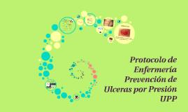 Protocolo Prevención de Ulceras por Presión
