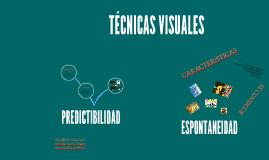 Técnicas Visuales