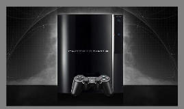 Copy of Copy of Playstation 3 Marketing plan