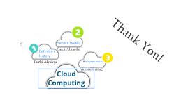 Cloud Computing [CSC521]