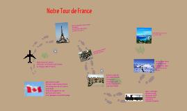 Notre Tour de France