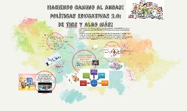 Copy of políticas educativas 2.0: innovación, tics y algo más!