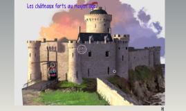Les châteaux forts au moyen âge