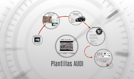 Plantillas AUDI