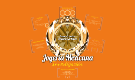Joyería Mexicana