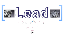 Chemistry-Lead